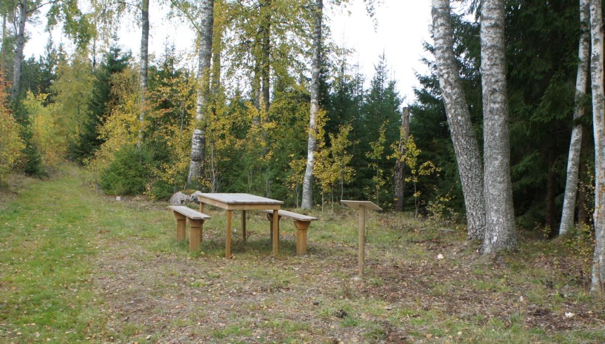 Sven-Olov Svenssons minnesplats.