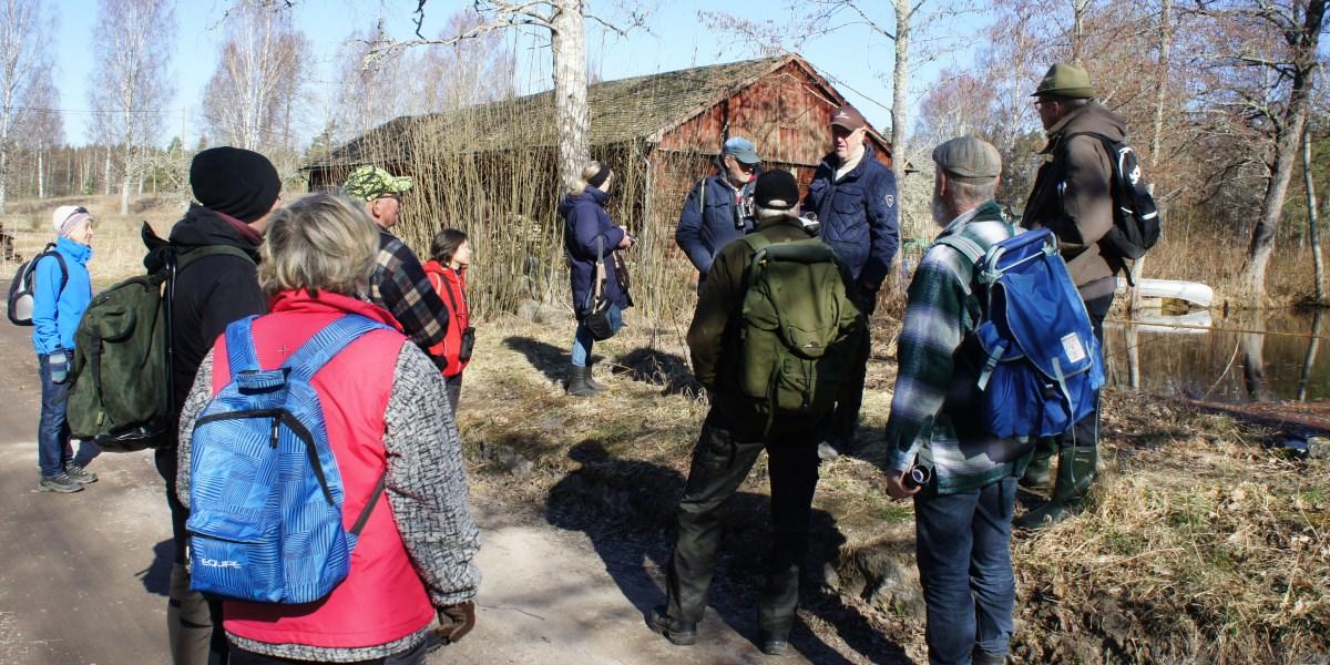 Lennart Ljungberg berättar om Ölsboda bruk